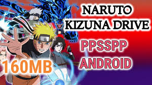 naruto kizuna drive ppsspp game free highly pressed for android hindi gameplay