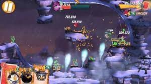 Level 600 Angry Birds 2 Birdie on Zeta - YouTube