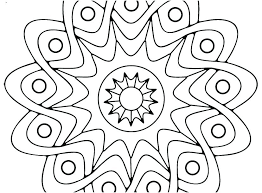 Printable Easter Mandala Coloring Pages Easy Free Pdf Mandalas To