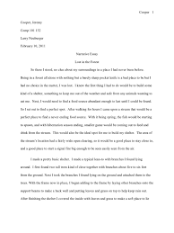 a scary story essay narrative essay lost in the forest scary story  narrative essay lost in the forest