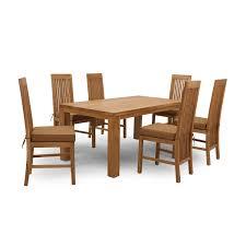 Haseena teak dining table teak furniture malaysia