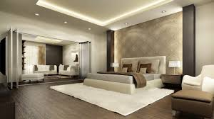 Modern Luxury Bedroom Design Fascinating Luxury Strangely Bedroom Interior Design Fur Rug