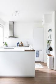 Small Picture White And Black Scandinavian Kitchen Design Trends Room In