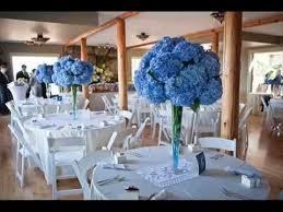 wedding table decorations ideas. DIY Blue Wedding Table Decoration Ideas Decorations E