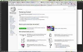 wikipedia article template an even easier way to save a wikipedia article as pdf youtube