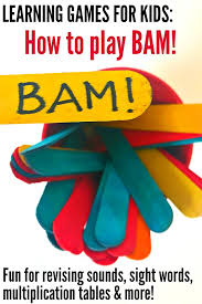 Learning Games for Kids: BAM! for Phonics, Sight Words ...