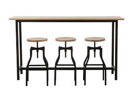 S Bar Table