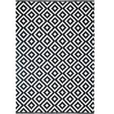 black and white geometric rug uk colours c