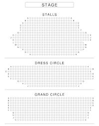 Grand Opera House York Seating Plan Reviews Seatplan
