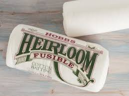 Hobbs Heirloom 80/20 Fusible Cotton Blend Batting | Craftsy & 1 / 5 Adamdwight.com