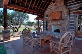 Texas Vacation Cabin  Rustic  Patio  Salt Lake City  By Texas Outdoor Furniture