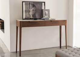 porada ziggy console table with drawers  porada furniture at go