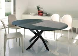 expandable kitchen table round minimalist dining room favorite expandable dining table regarding marvelous room tables round