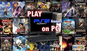 play ps2 games on pc visihow