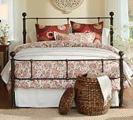 Iron Bed Frames Queen | Pottery Barn