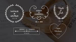 Wedding Title 5 Wedding Titles For Premiere Pro After Effects