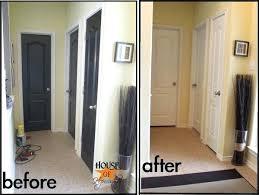 black door white trim sophisticated painted front door with white trim ideas plan black garage door