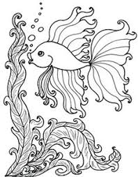 Small Picture betta fish coloring pages Coloring Pinterest Betta fish