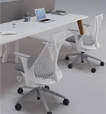 white unique office chairs. Ergonomic Office Chairs White Unique