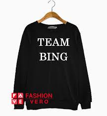 Anine Bing Size Chart Anine Bing Team Bing Sweatshirt
