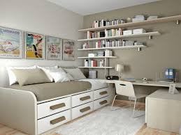 Bedroom: Bedroom Office Ideas Best Of Bedroom Storage Ideas For Small Rooms  Spare Room Office