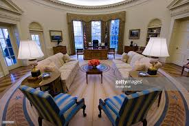 oval office white house. Delighful Office An Intererior View Of The Oval Office When Empty At White House During Intended House T
