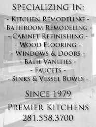 premier kitchen and bath houston tx. kitchen and bath remodeling - katy texas premier houston tx