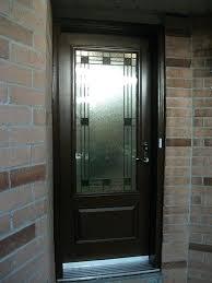single glass doors front beautiful cherry wood door with intended printers cabinet
