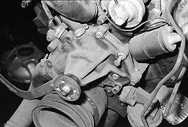 ford small block water pumps radiators and cooling system small block ford cast iron water pump
