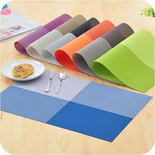 2019 waterproof placemat dining table mats pot bowl pad napkin dining table tray mat coasters kids insulation pads hot from gor2don 26 93 dhgate