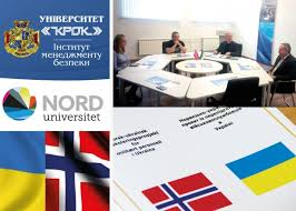 round table within the international project ukraine norway
