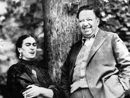Frida Kahlo & Diego Rivera   Romance & Heartbreak   Rise Art