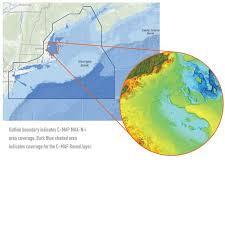 C Map Reveal Gulf Of Maine Cape Cod Long Island