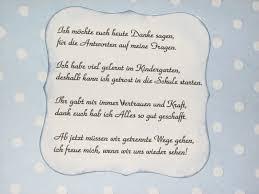 Spruch Danke Abschied Kindergarten Geschenk Abschied Kindergarten