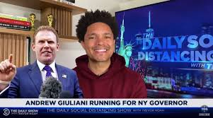 Rudy giuliani has been leading the trump campaign's legal challenges to the 2020 election results. Trevor Noah Wonders If America Is Ready For A Giuliani Dynasty The New York Times