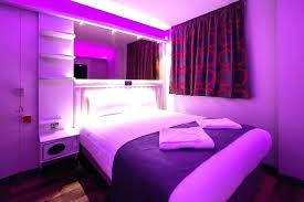 funky bedroom lighting. Led Lighting Ideas For Bedroom Lights Mood Funky O