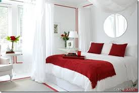 High Quality Red And White Bedroom Decorating Ideas Home Design Best Black Decorat