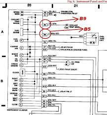 tercelonline com board 88 corsa cluster into el31 it fits Toyota Tercel Review assuming the 'a's and 'b's on the schematic's \