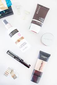 makeup must haves for oily skin