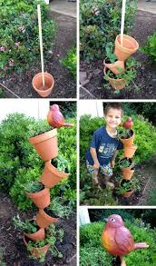 top 15 low budget diy garden planters 15