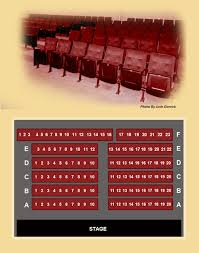 Playhouse In The Park Seating Chart Tickets