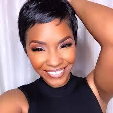 Amazoncom Ruisenna Short Hair Wigs For Black Woman Natural