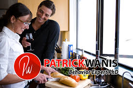 Why Men Want Women To Cook For Them ~ Patrick Wanis