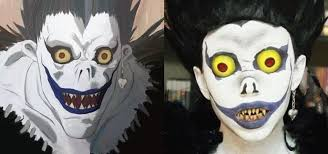 how to bee ryuk from note for