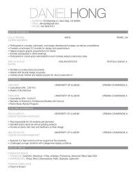 Resume Builder For Highschool Students New Uga Resume Builder Fascinating Uga Resume Builder