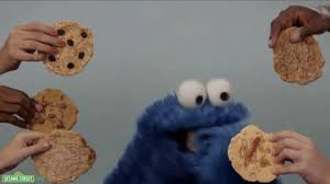 cookie monster dancing gif.  Monster On Cookie Monster Dancing Gif T