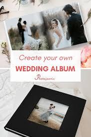 Indian Wedding Photo Album Design Online Creating Your Wedding Album Online Make A Unique Gift For