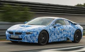 Coupe Series 2013 bmw i8 : Video: All-new BMW i8 in the making | BMWCoop