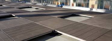 rooftop deck flooring options designs
