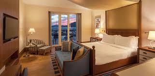 One Bedroom Suite Mountain View   Venezia Wing   Accommodation   Regent  Porto Montenegro